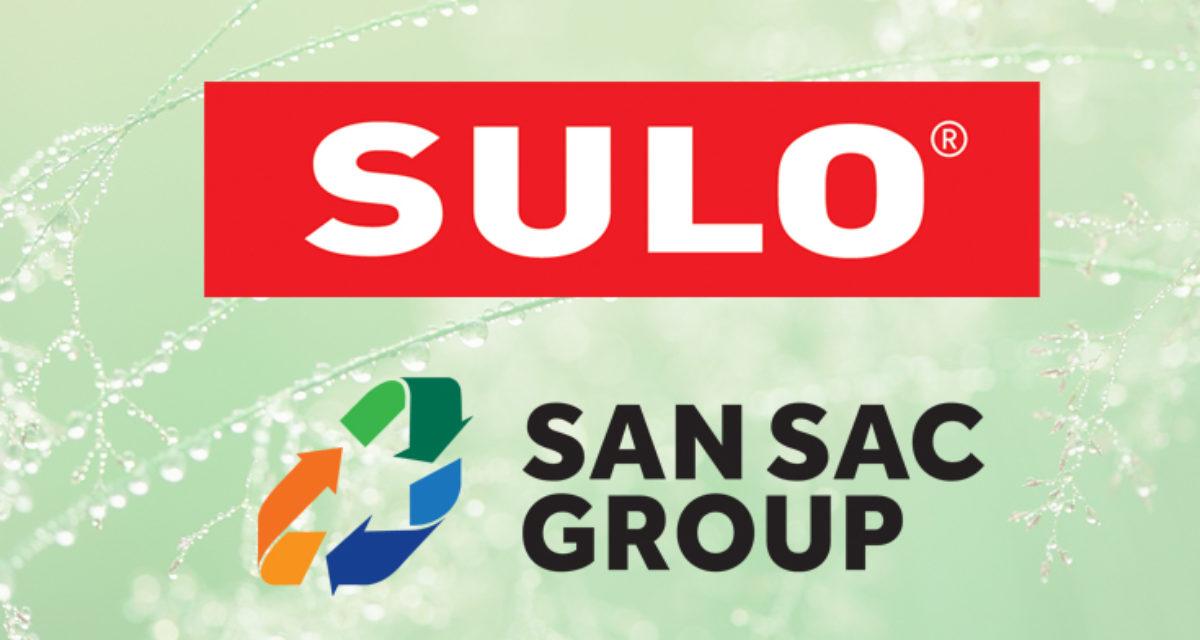 SULO har kjøpt San Sac Group