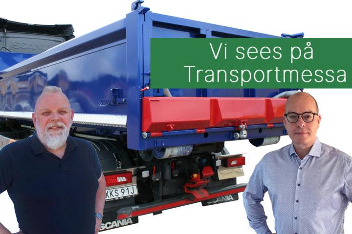 Transportmesse på Gardermoen 2 – 4 september!